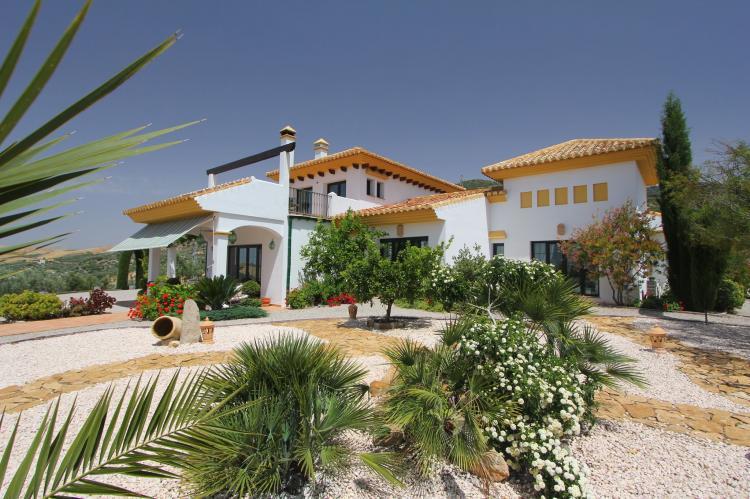Holiday homeSpain - Andalusia Inland: Villa Los Chaparros  [23]