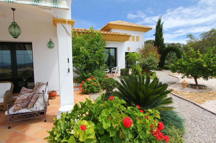 Holiday homeSpain - Andalusia Inland: Villa Los Chaparros  [24]