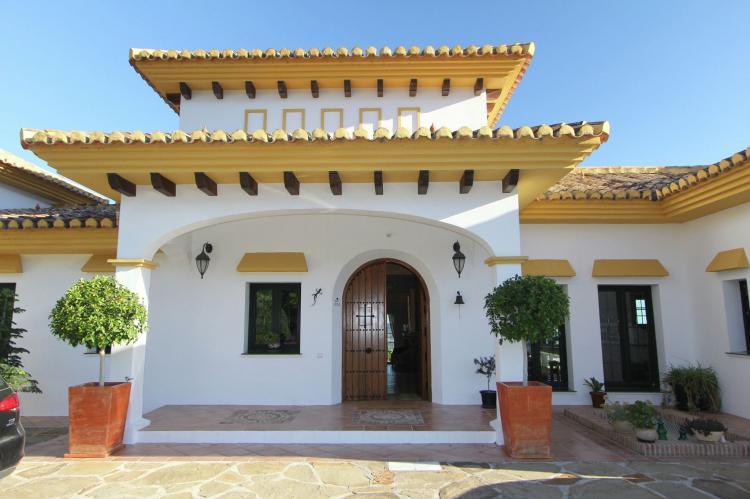 Holiday homeSpain - Andalusia Inland: Villa Los Chaparros  [2]