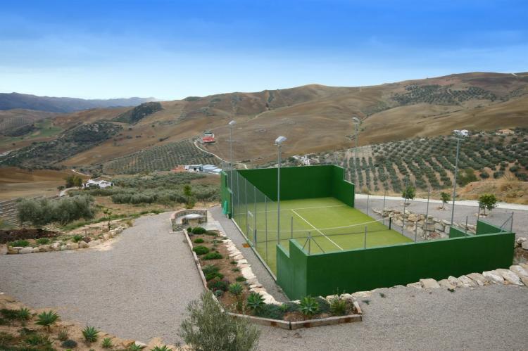 Holiday homeSpain - Andalusia Inland: Villa Los Chaparros  [25]