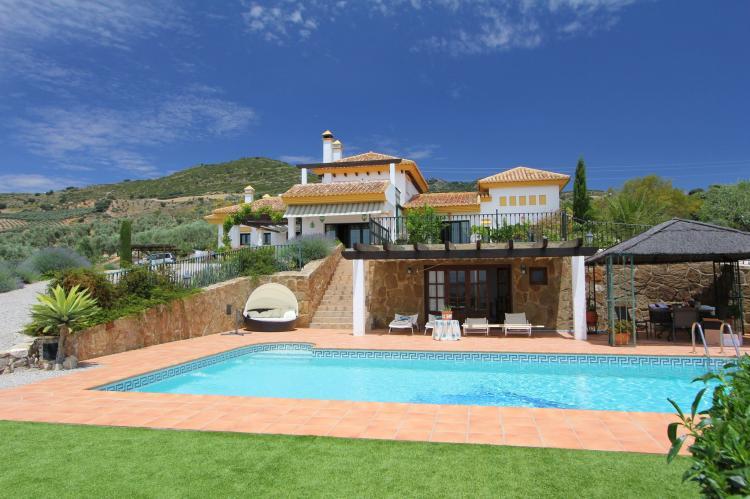 Holiday homeSpain - Andalusia Inland: Villa Los Chaparros  [1]