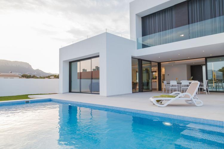 Holiday homeSpain - Costa Blanca: Villa Clem  [3]