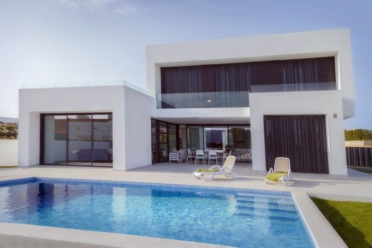 Holiday homeSpain - Costa Blanca: Villa Clem  [1]