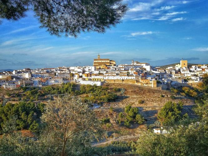 Holiday homeSpain - Andalusia Inland: Torreón de Morayma  [7]