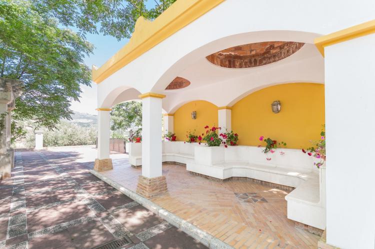 FerienhausSpanien - Andalusien Innenland: Cortijo La Mimbre  [4]