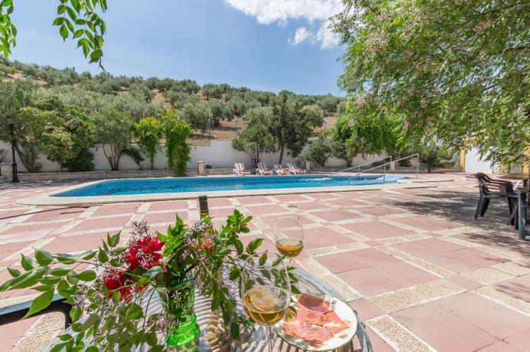 FerienhausSpanien - Andalusien Innenland: Cortijo La Mimbre  [8]