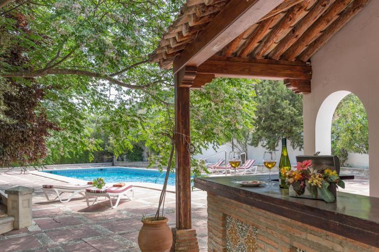 FerienhausSpanien - Andalusien Innenland: Cortijo La Mimbre  [34]