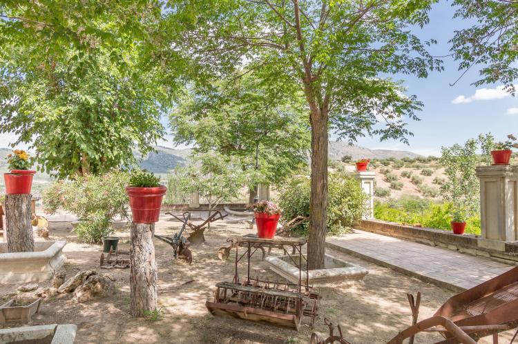 FerienhausSpanien - Andalusien Innenland: Cortijo La Mimbre  [32]