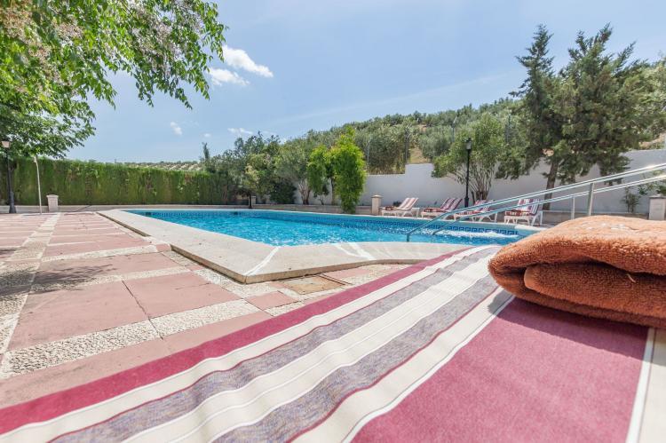 FerienhausSpanien - Andalusien Innenland: Cortijo La Mimbre  [9]