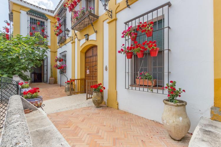 FerienhausSpanien - Andalusien Innenland: Cortijo La Mimbre  [5]
