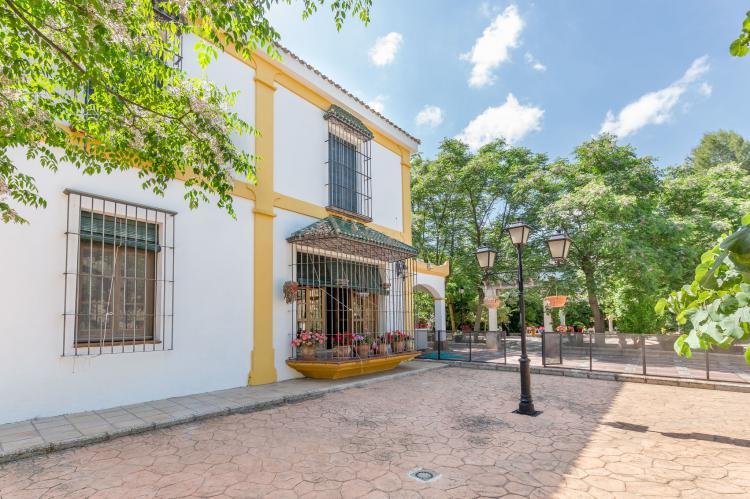 FerienhausSpanien - Andalusien Innenland: Cortijo La Mimbre  [3]