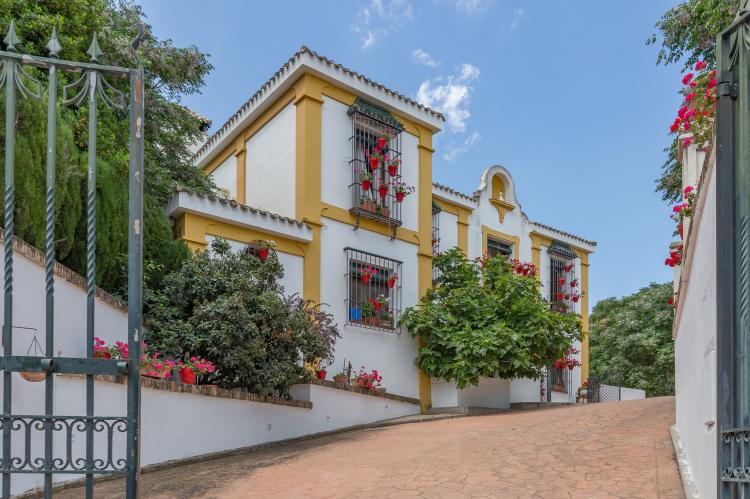 FerienhausSpanien - Andalusien Innenland: Cortijo La Mimbre  [2]