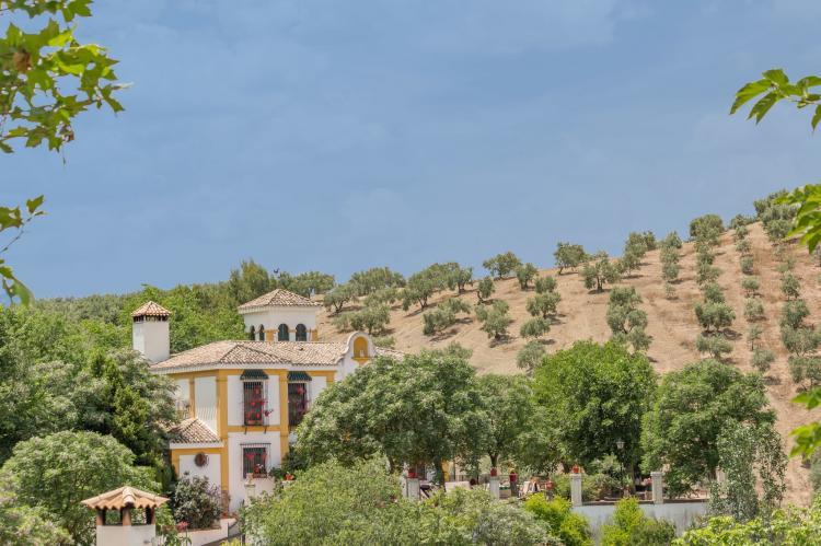 FerienhausSpanien - Andalusien Innenland: Cortijo La Mimbre  [6]