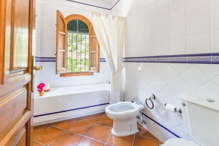 FerienhausSpanien - Andalusien Innenland: Cortijo La Mimbre  [24]