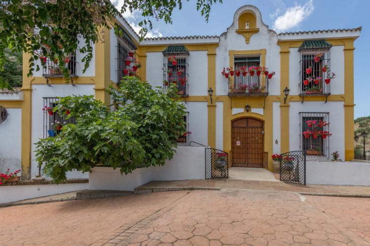 FerienhausSpanien - Andalusien Innenland: Cortijo La Mimbre  [1]