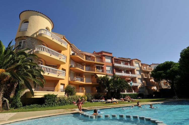 Holiday homeSpain - Costa Brava: Comte de Empuries Apt  B  [1]