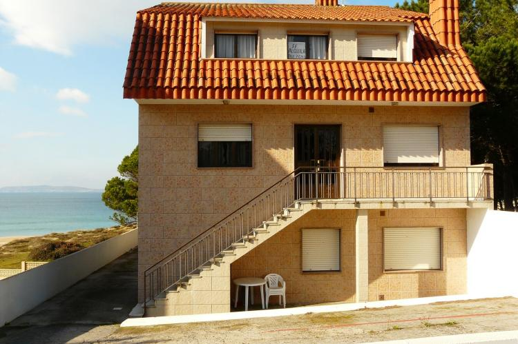 Holiday homeSpain - Galicia: Montalvo Playa 2e planta  [1]