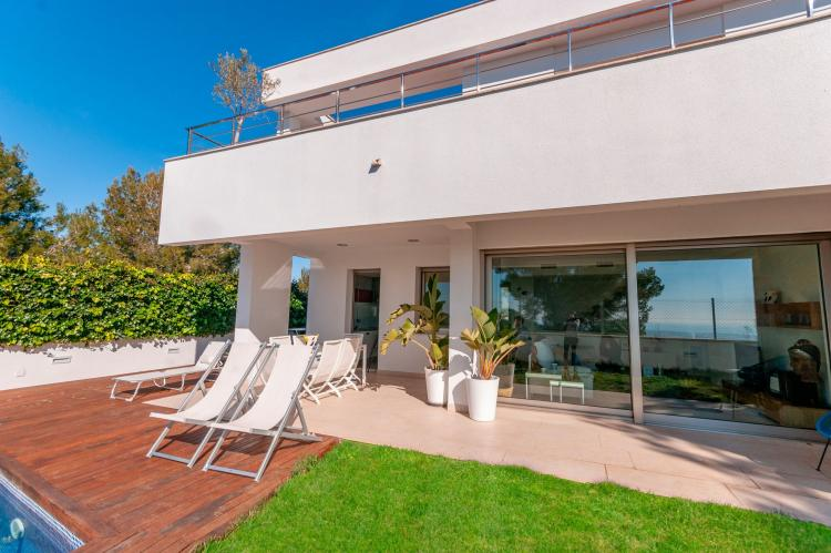Holiday homeSpain - Costa Maresme/ Barcelona: Canyelles  [1]