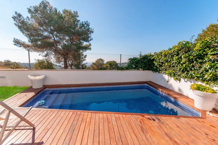 Holiday homeSpain - Costa Maresme/ Barcelona: Canyelles  [2]