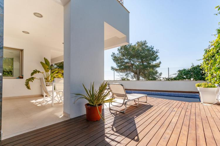 Holiday homeSpain - Costa Maresme/ Barcelona: Canyelles  [4]
