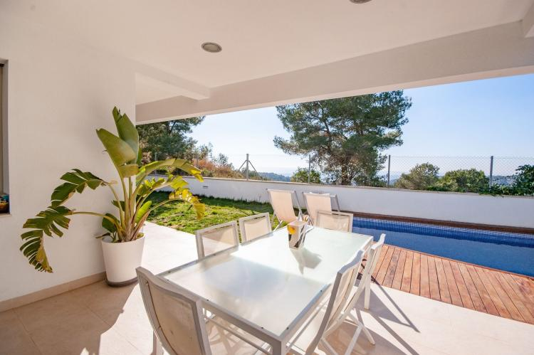 Holiday homeSpain - Costa Maresme/ Barcelona: Canyelles  [3]