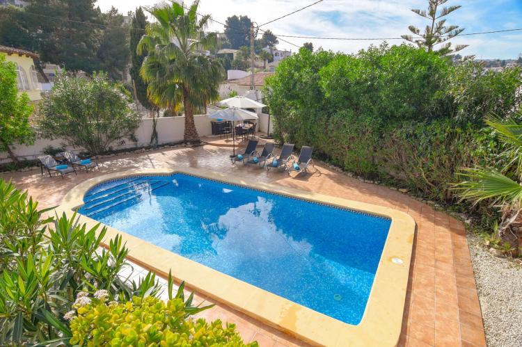 VakantiehuisSpanje - Costa Blanca: Villa Sonrisa  [7]