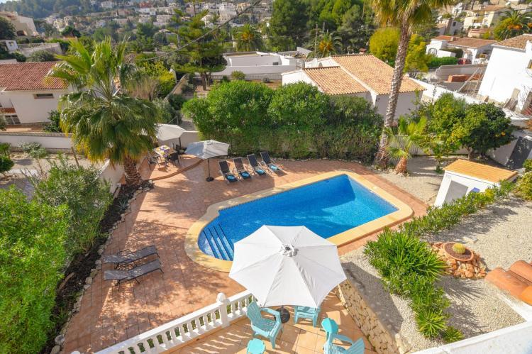 VakantiehuisSpanje - Costa Blanca: Villa Sonrisa  [8]