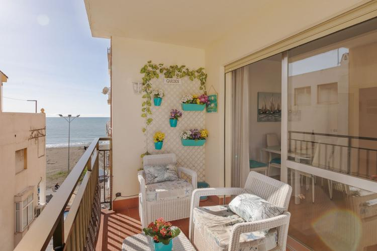 FerienhausSpanien - Andalusien Innenland: Cozy apartment  [2]