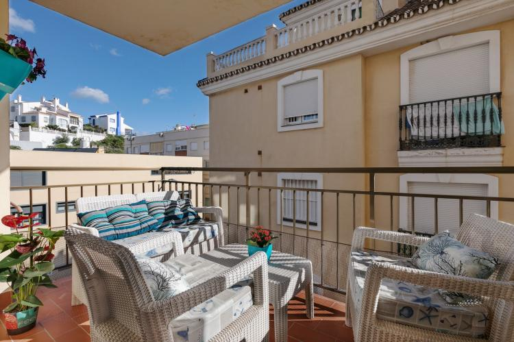 FerienhausSpanien - Andalusien Innenland: Cozy apartment  [3]