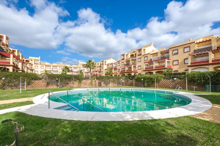 Holiday homeSpain - Andalusia Inland: Apartment Costa Esuri  [3]