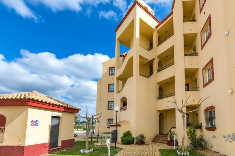 Holiday homeSpain - Andalusia Inland: Apartment Costa Esuri  [2]