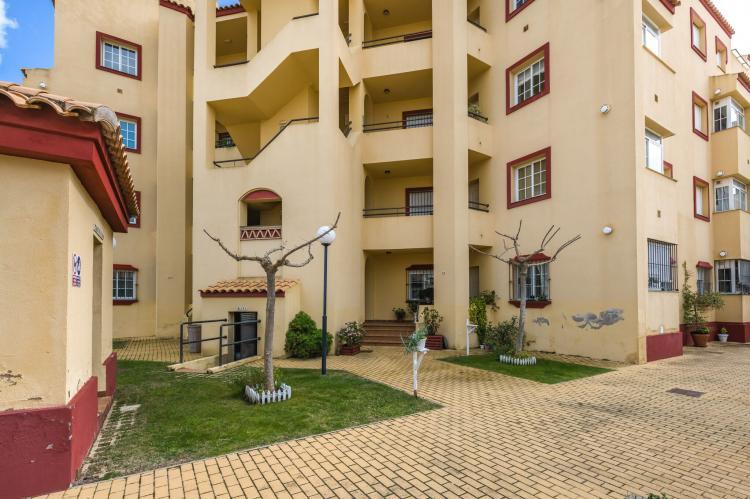 Holiday homeSpain - Andalusia Inland: Apartment Costa Esuri  [1]