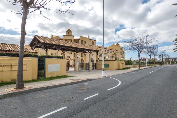 Holiday homeSpain - Andalusia Inland: Apartment Costa Esuri  [6]