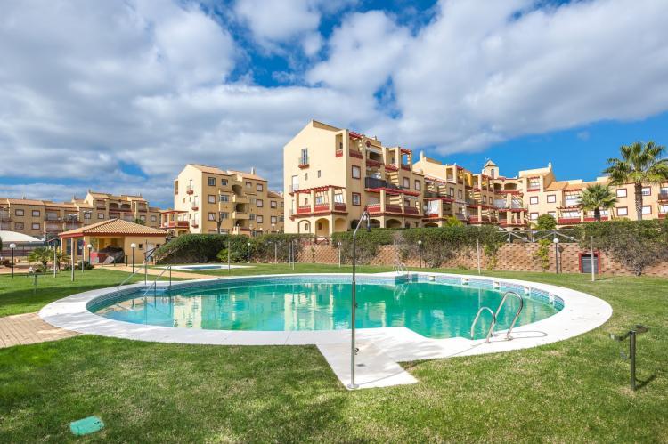 Holiday homeSpain - Andalusia Inland: Apartment Costa Esuri  [4]