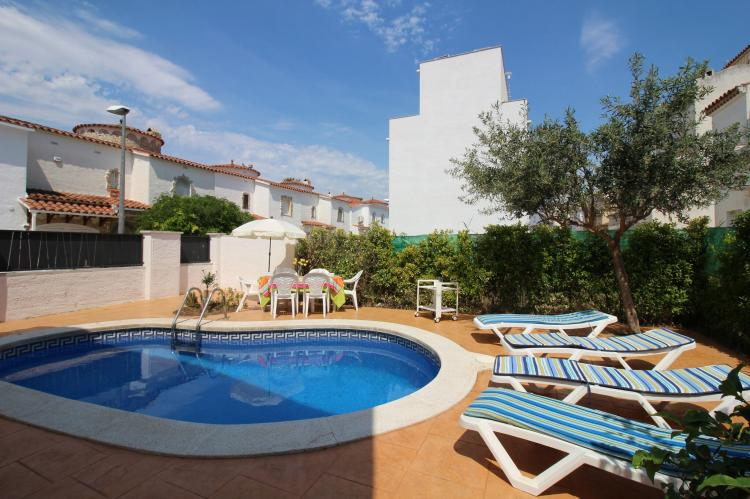 Holiday homeSpain - Costa Brava: Sant Maurici  [17]