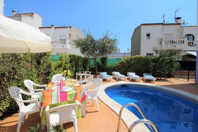 Holiday homeSpain - Costa Brava: Sant Maurici  [1]