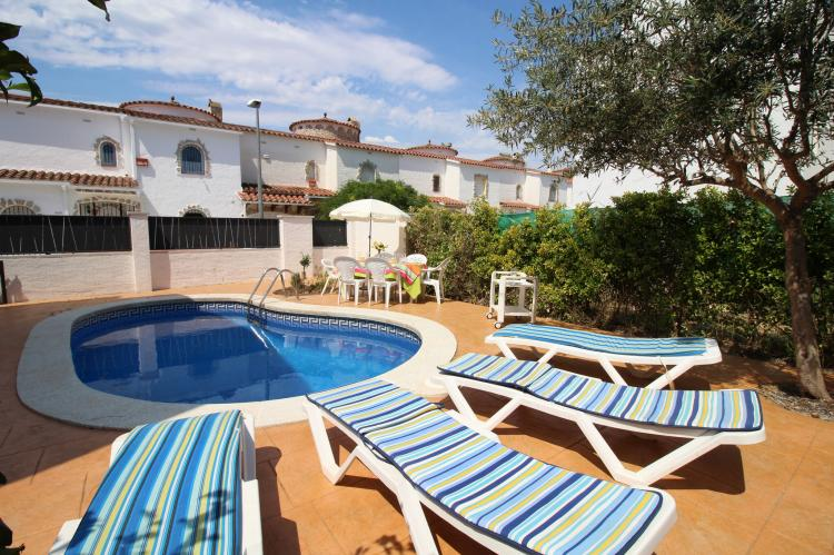 Holiday homeSpain - Costa Brava: Sant Maurici  [3]