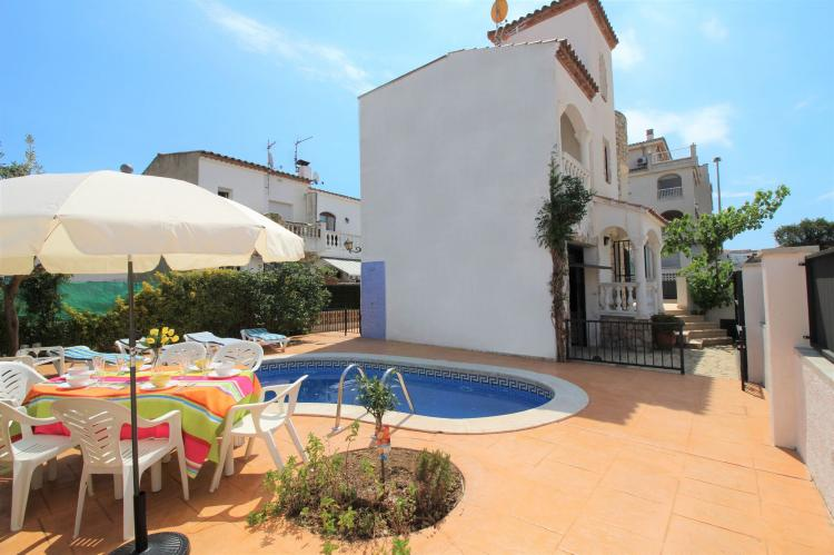 Holiday homeSpain - Costa Brava: Sant Maurici  [2]