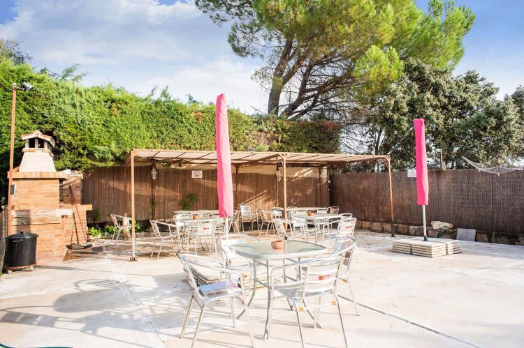 Holiday homeSpain - Madrid: Gran jardín piscina y Spa - Galapagar III  [16]