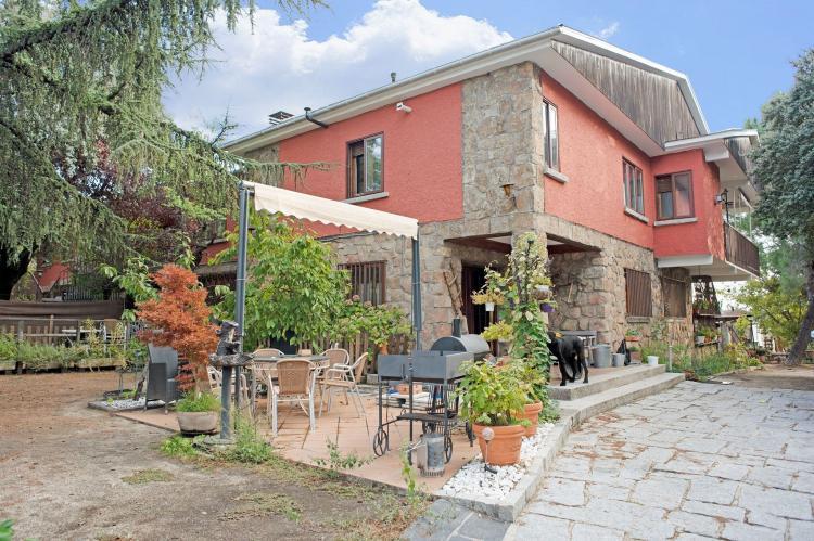 Holiday homeSpain - Madrid: Gran jardín piscina y Spa - Galapagar III  [2]