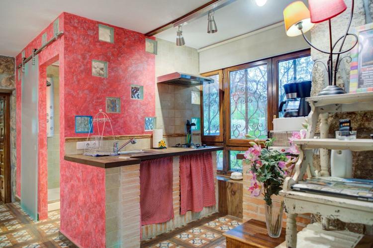 Holiday homeSpain - Madrid: Gran jardín piscina y Spa - Galapagar III  [4]