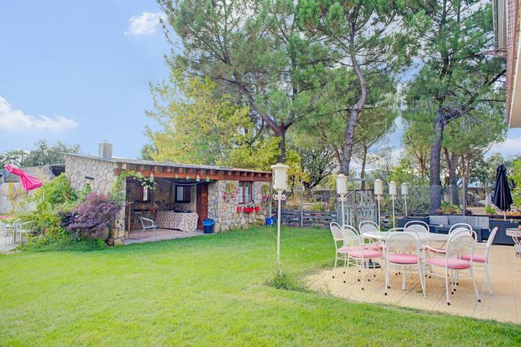 Holiday homeSpain - Madrid: Gran jardín piscina y Spa - Galapagar III  [20]