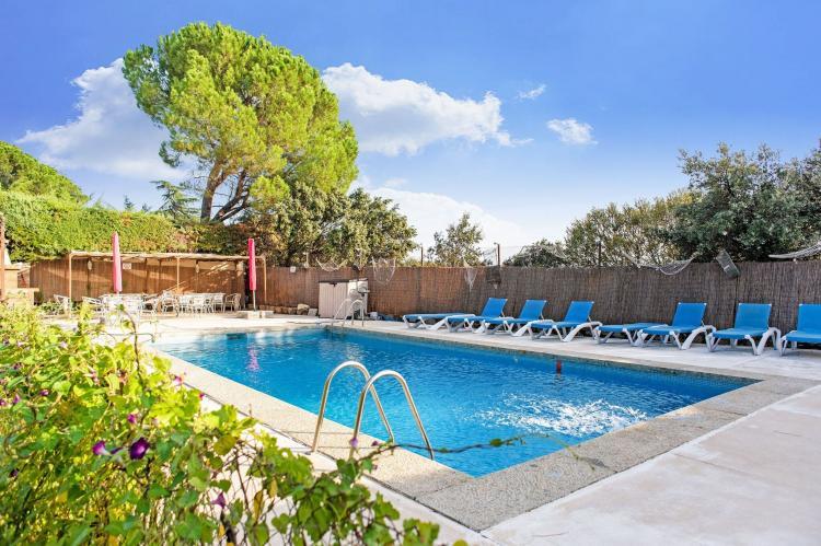 Holiday homeSpain - Madrid: Gran jardín piscina y Spa - Galapagar III  [18]