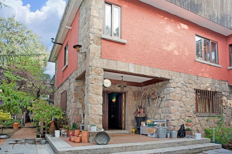 Holiday homeSpain - Madrid: Gran jardín piscina y Spa - Galapagar III  [22]