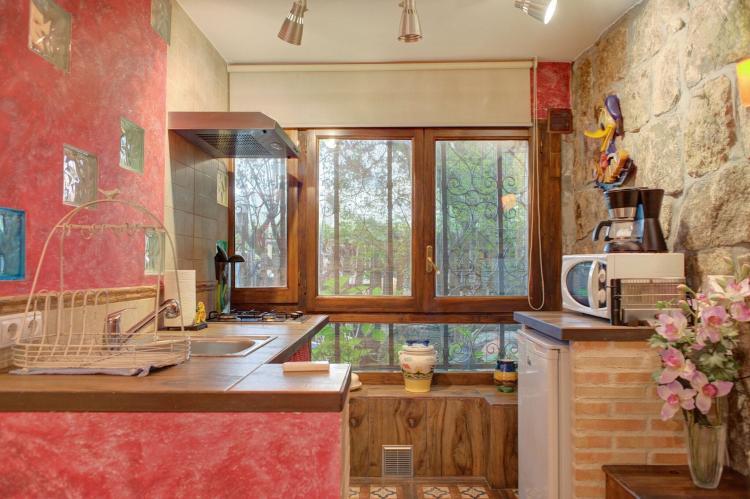 Holiday homeSpain - Madrid: Gran jardín piscina y Spa - Galapagar III  [11]