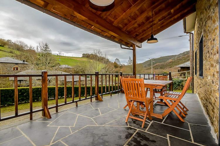 Holiday homeSpain - : Casa de campo Villanueva de Oscos  [6]