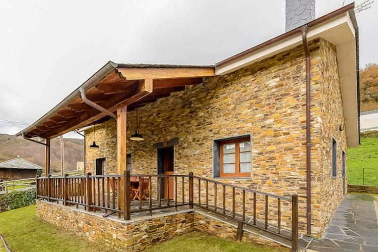 Holiday homeSpain - : Casa de campo Villanueva de Oscos  [7]