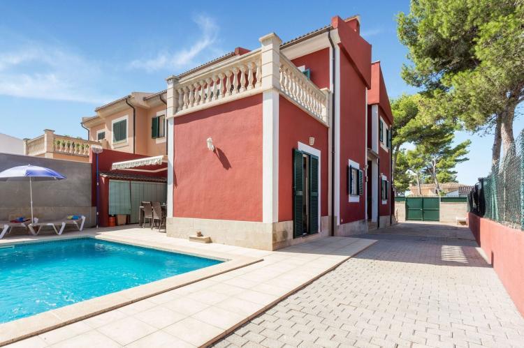 Holiday homeSpain - Balearic Islands: Villa Malen's Mallorca  [6]