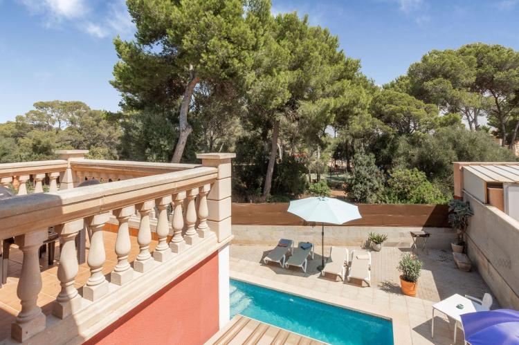 Holiday homeSpain - Balearic Islands: Villa Malen's Mallorca  [37]