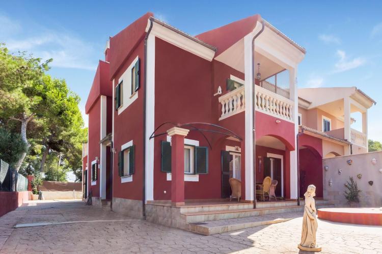 Holiday homeSpain - Balearic Islands: Villa Malen's Mallorca  [1]